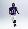 2012 Football Legends #18 -  Michael Oher