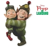 2012 Elf Brothers - Prep & LandingHallmark Christmas Ornament