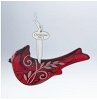2012 Cardinal Red Hallmark Christmas Ornament