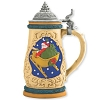 2012 Beer Stein Hallmark Christmas Ornament
