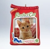 2012 Purrfect Cat Hallmark Christmas Ornament