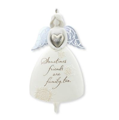 Family Of 4 Christmas Ornament