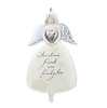 2012 Angel of Friendship - Hard to find! Hallmark Christmas Ornament