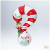 2012 Naughty or Nice - Very hard to findHallmark Christmas Ornament