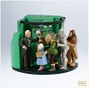 2012 Man Behind the Curtain Hallmark Christmas Ornament
