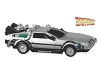 2012 Outatime, Back To The Future Hallmark Christmas Ornament