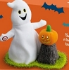2012 Ghostly Singing Duo - Animated Tabletop PlushHallmark Christmas Ornament