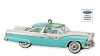 2013 Classic American Car #23 Hallmark Christmas Ornament