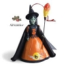 2013 Madame Alexander Halloween Wicked Witch - CLUBHallmark Christmas Ornament
