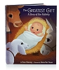 Greatest Gift: Story Of The Nativity Recordable BookHallmark Christmas Ornament