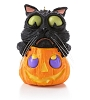 2013 Halloween, Cat O'Lantern Hallmark Christmas Ornament
