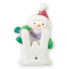"2013 Let It Snow! ""W Is For Welcome,Wonder""Hallmark Christmas Ornament"