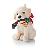 2013 Puppy Love #23 - Golden DuddleHallmark Christmas Ornament