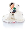 2013 Frosty Friends #34  - Very hard to find!Hallmark Christmas Ornament