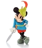 2013 Mickey's Movie Mousterpieces #2 - Brave Little TailorHallmark Christmas Ornament