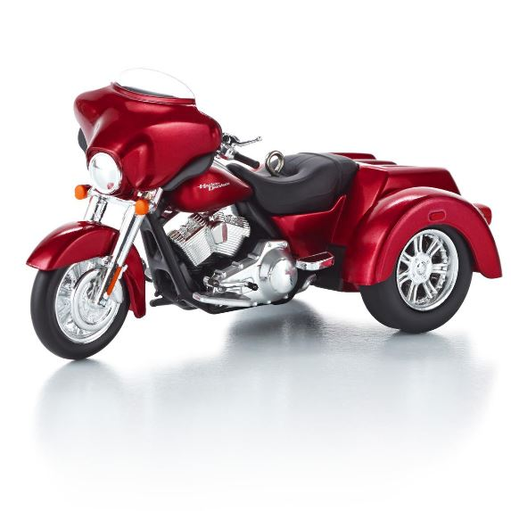 2013 harley davidson motorcyle milestones hallmark christmas ornament