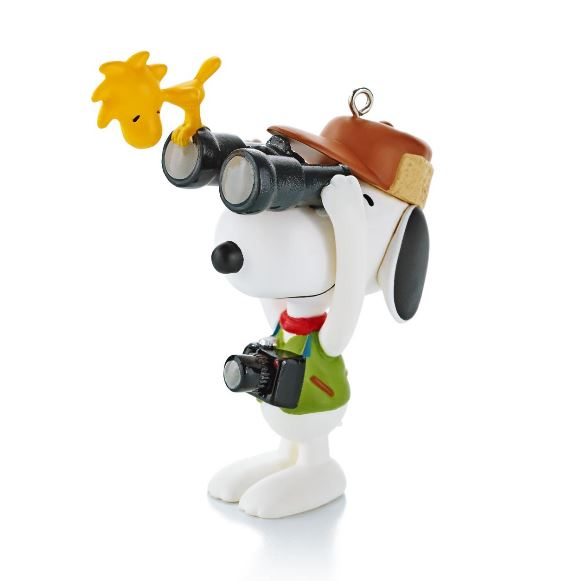 2013 spotlight on snoopy hallmark ornament