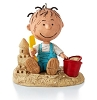 2013 Peanuts Monthly #1 Fun at the Beach  Hallmark Christmas Ornament