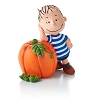 2013 Peanuts Monthly #3 Waiting For The Great Pumpkin Hallmark Christmas Ornament