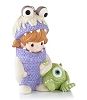 2013 Boo and Mike - Monsters, Inc  Hallmark Christmas Ornament