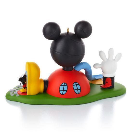 2013 Mickey Mouse Clubhouse Hallmark Christmas Ornament