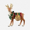 2013 Father Christmas' Reindeer Hallmark Christmas Ornament