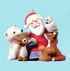 2013 Visit From Santa 5th Anniversary - LTD QTYHallmark Christmas Ornament