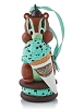 2013 Mint Chocolate Chipmunk  Hallmark Christmas Ornament