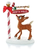 2013 North Pole Pals - Rudolph the Red-Nosed Reindeer Hallmark Christmas Ornament