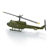 2013 Bell Huey UH-1D Helicopter Hallmark Christmas Ornament