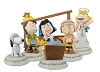 2014 Peanuts Nativity Collection - 7 Piece set