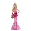2014 Barbie Vintage Fashion #2 - Red Carpet Barbie - Carlton OrnamentHallmark Christmas Ornament