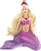 2014 Barbie Lumina, Mermaid - Carlton Ornament Hallmark Christmas Ornament