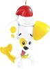 2014 Bubble Guppies - Carlton OrnamentHallmark Christmas Ornament