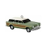 2014 Nostalgic House - Stylin Station Wagon - MINIATURE
