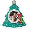 2014 Our First Christmas, Photo Holder