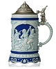 2014 Beer Stein Hallmark Christmas Ornament