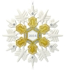 2014 Snowflake - Avail DECHallmark Christmas Ornament