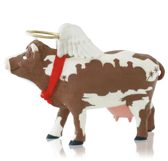 2014 holy cow hallmark ornament
