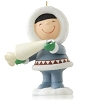 2014 Merry Makers - Frosting Frosty Friend Hallmark Christmas Ornament