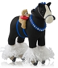 2014 Pony For Christmas LTD QTY Hallmark Christmas Ornament