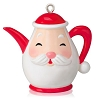 2014 Santa's Little Teapot, MINIATURE