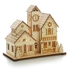 2014 Laser-Cut Cottage - LIGHTED