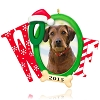 2015 Doggone Good Christmas Photo Holder