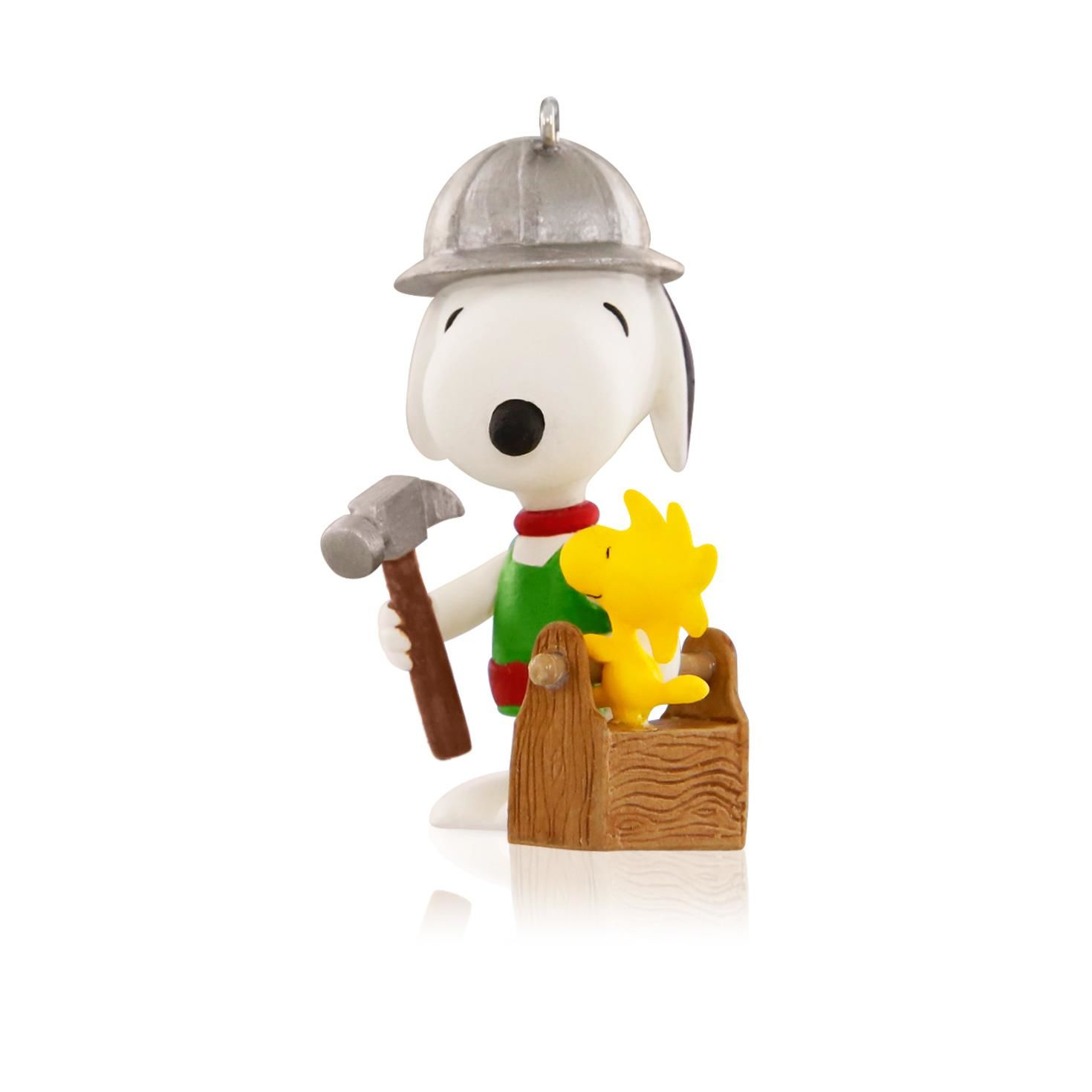 Snoopy for christmas hallmark keepsake ornament