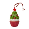 2015 Christmas Cupcake #6 - Avail JULYHallmark Christmas Ornament