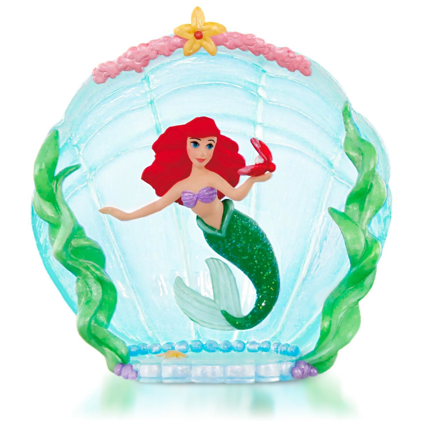 2015 Ariel's Thingamabobs Disney Hallmark Keepsake