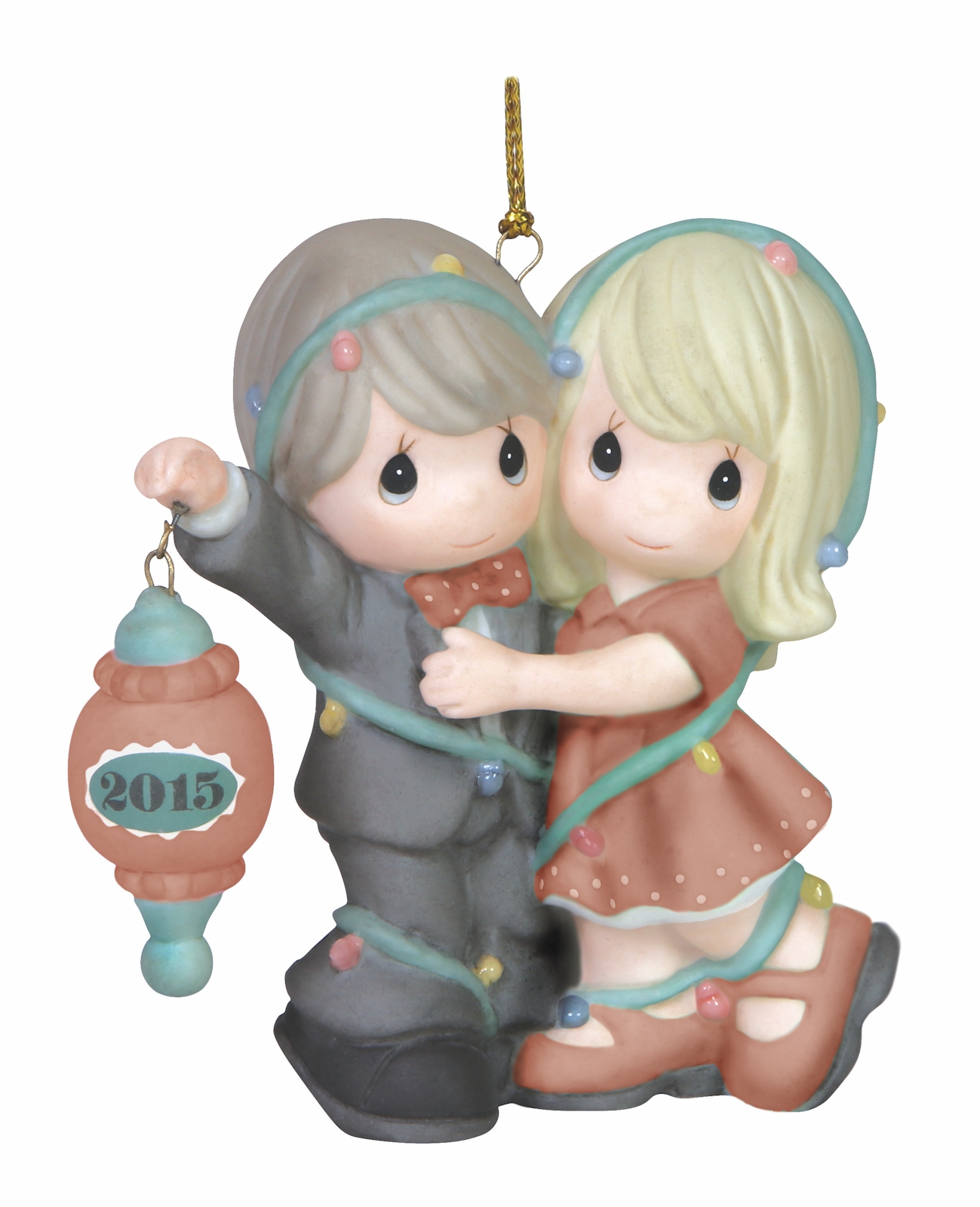 2015 Precious Moments Christmas Ornaments - Hooked on Ornaments