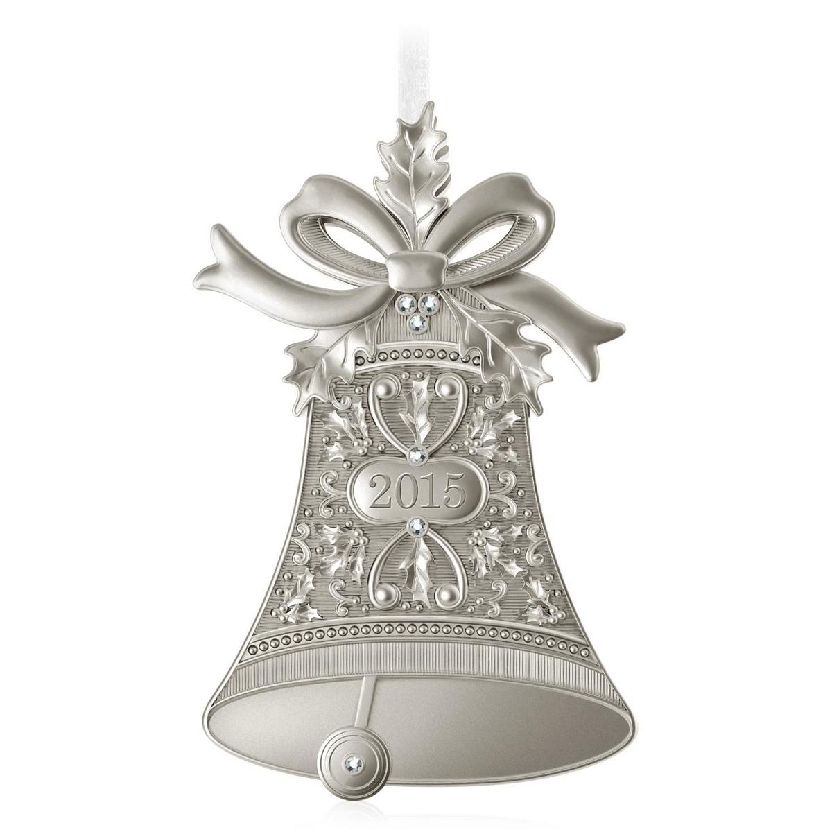 2015 Christmas Bells Hallmark Keepsake Ornament - Hooked ...