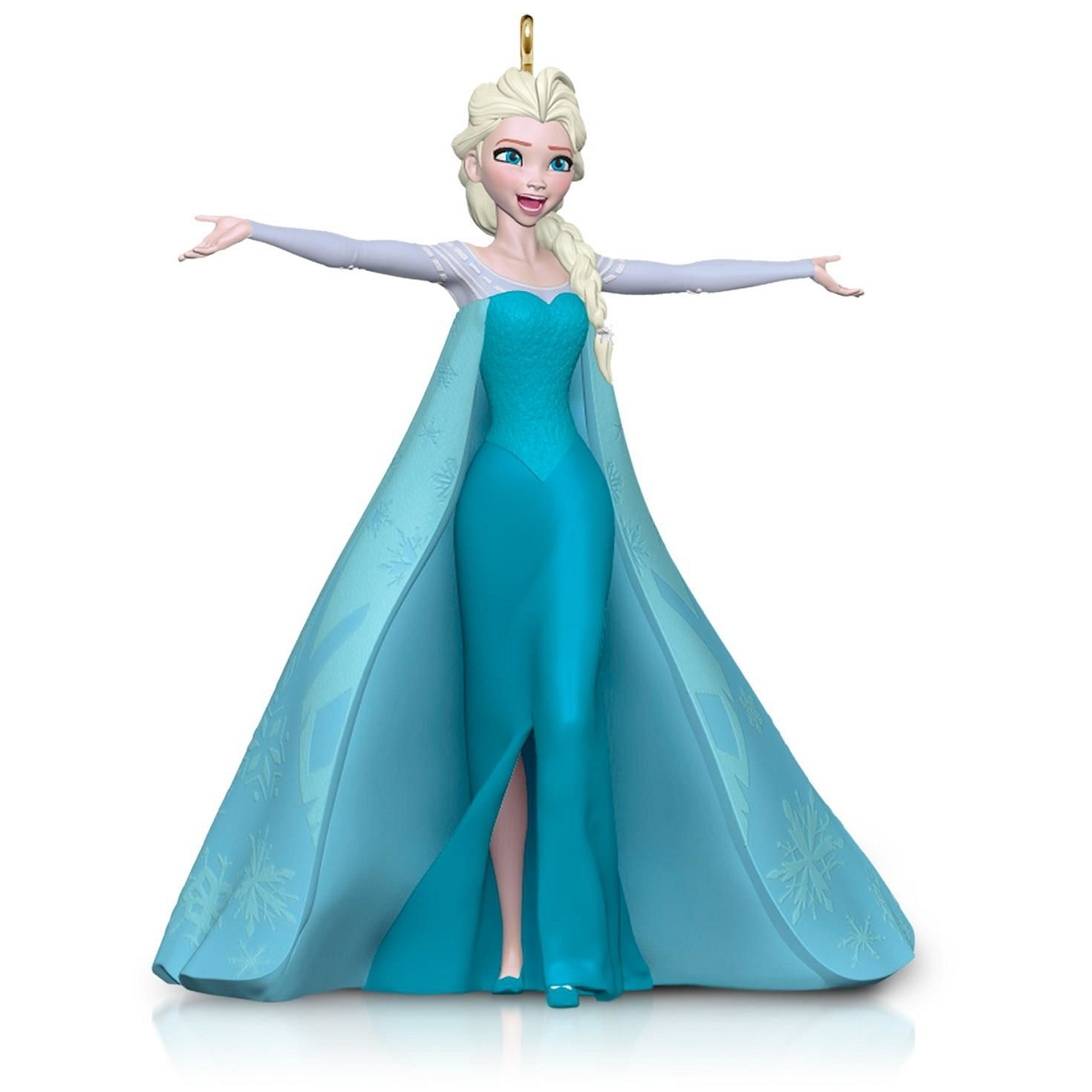 Disney frozen ornaments - 2015 Let It Go Frozen Hallmark Keepsake Ornament Hooked On Hallmark Ornaments